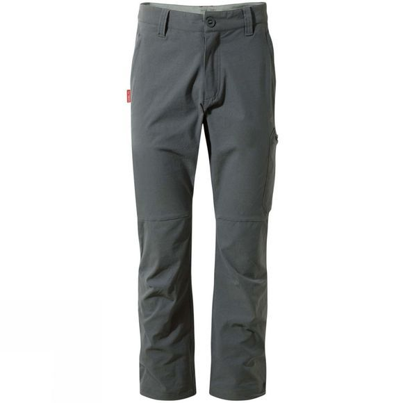 Craghoppers Mens NosiLife Pro Trousers Elephant