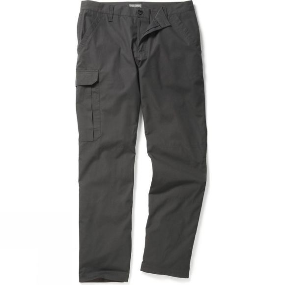 Craghoppers Mens C65 Trousers Black Pepper
