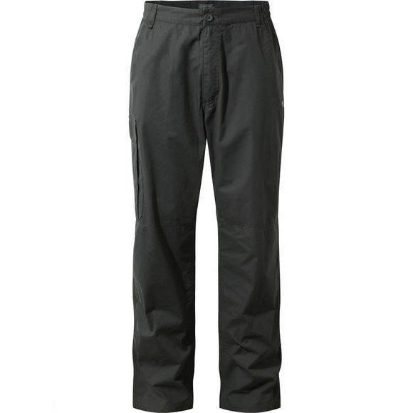 Craghoppers Mens C65 Winter Trousers Black Pepper