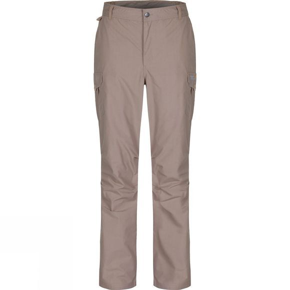 Regatta Mens Delph Trousers Nutmeg Cream