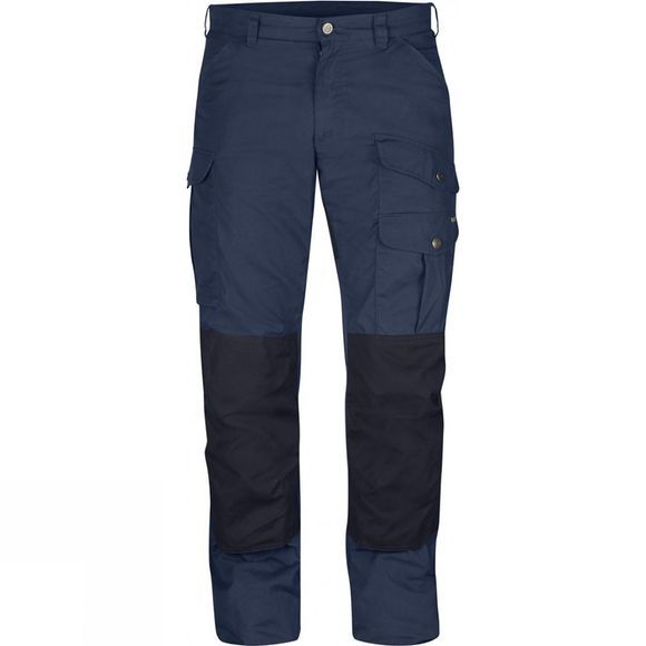 Fjallraven Mens Barents Pro Winter Trousers Storm-Night Sky