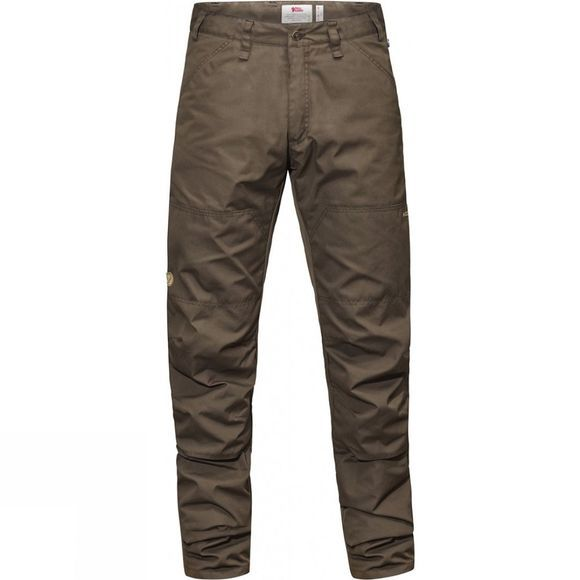 Fjallraven Men's Barents Pro Winter Jeans Dark Olive
