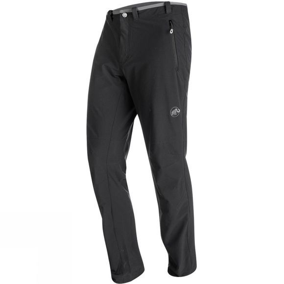 Mammut Mens Runbold Trail SO Pant Black