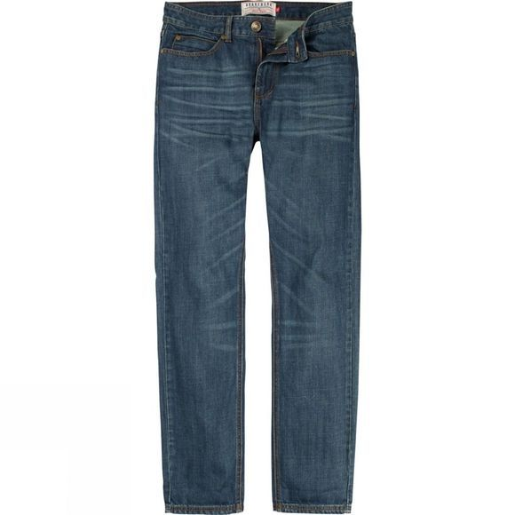 Mens Classic Straight Fit Jeans