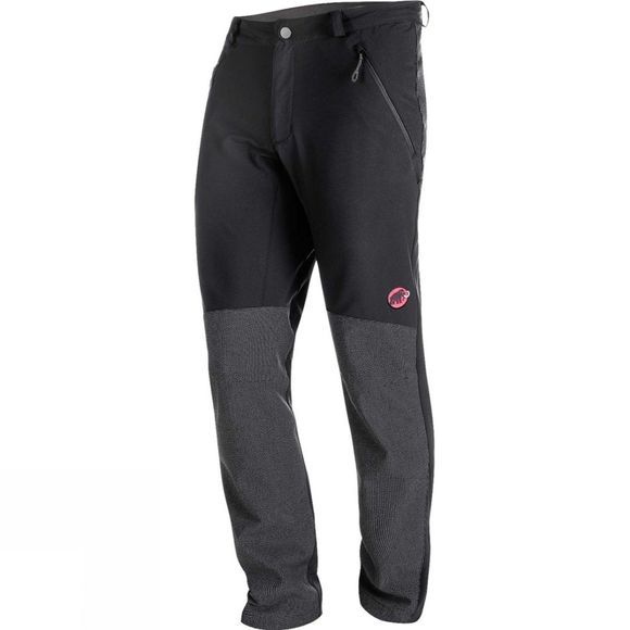Mammut Mens Base Jump SO Pant Black
