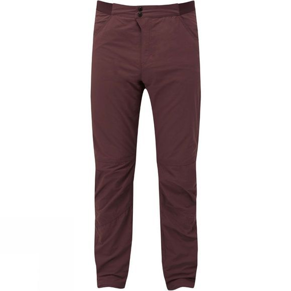 Mountain Equipment Mens Inception Pants Dark Chocolate