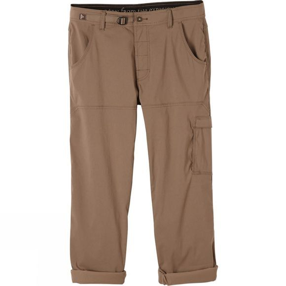 PrAna Mens Stretch Zion Pants Mud