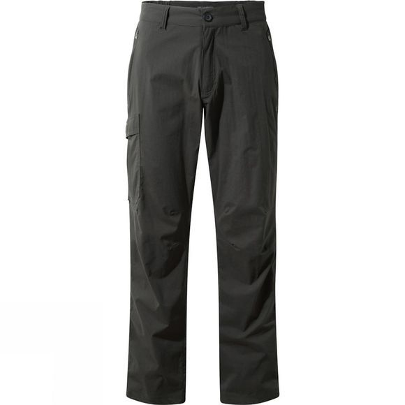 Craghoppers Mens ProLite Stretch Trousers Black Pepper