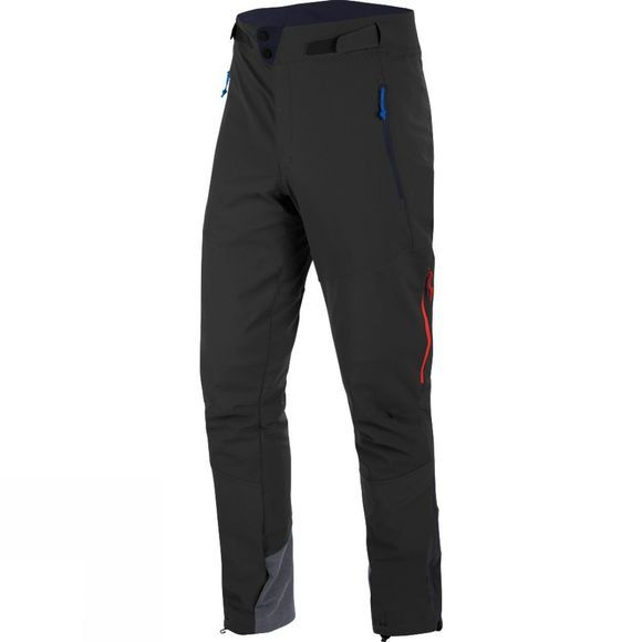 Salewa Mens Ortles DST Regular Pants Black Out