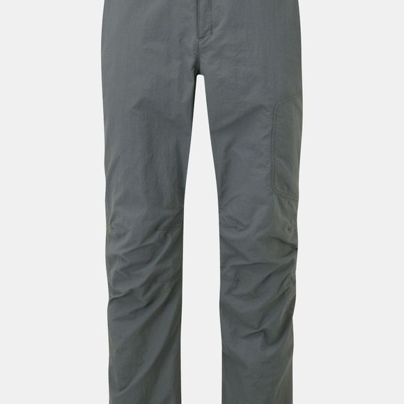 Mountain Equipment Mens Approach Pants Shadow Grey