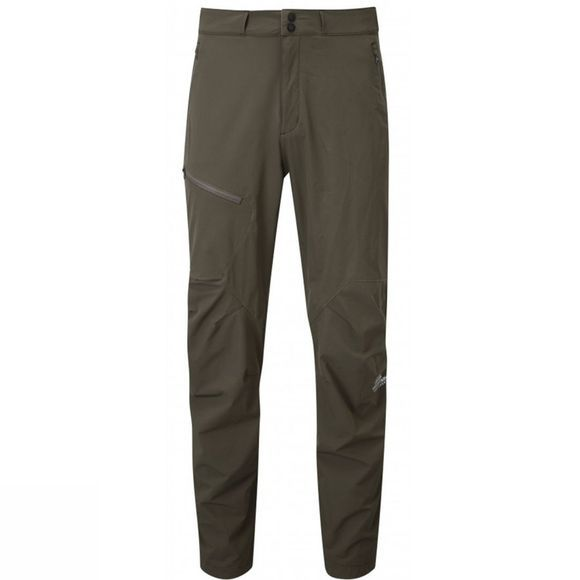 Mountain Equipment Mens Comici Pants Mudstone