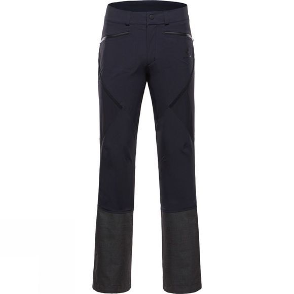 BlackYak Mens Active Flex Pants Black