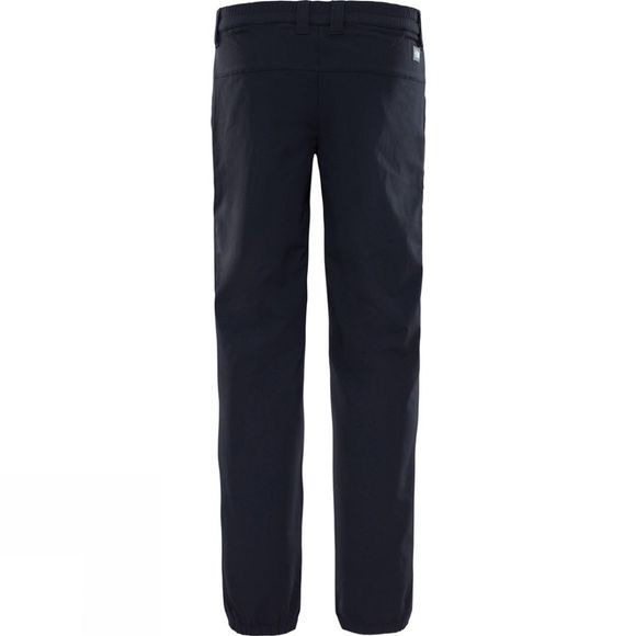 The North Face Mens Tanken Shoftshell Trousers TNF Black