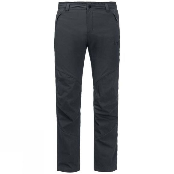 Jack Wolfskin Mens Drake Flex Pants Phantom