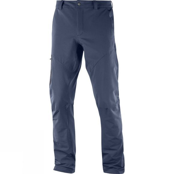 Salomon Mens Wayfarer Utility Pants Night Sky