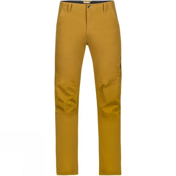 Marmot Mens Durango Pants Dirty Gold