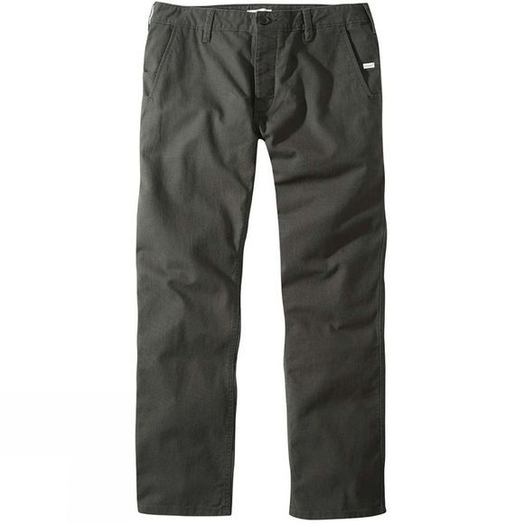 Howies Mens Sabre Organic Workpant Trousers Raven