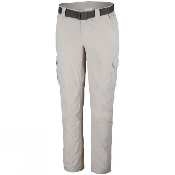 Columbia Mens Silver Ridge II Cargo Pants Fossil