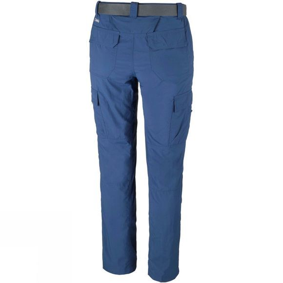 Columbia Mens Silver Ridge II Cargo Pants Carbon