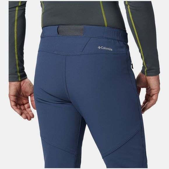 Columbia Mens Passo Alto II Heat Pant Dark Mountain