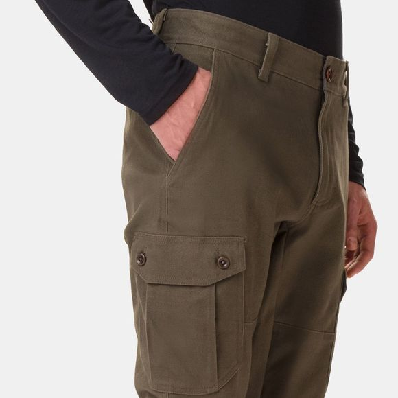 Columbia Mens Deschutes River Cargo Pant Peatmoss