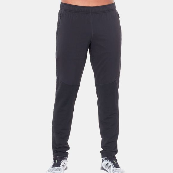Icebreaker Mens Tech Trainer Hybrid Pants Black