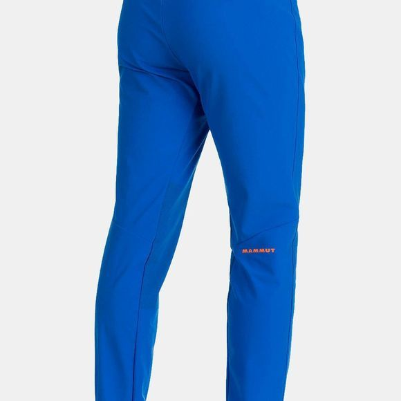 Mammut Mens Eisfeld Light Softshell Pant Ice