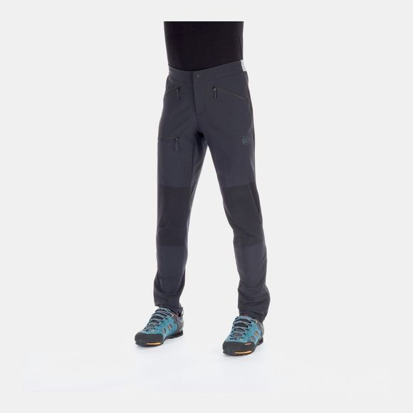 Mammut Mens Pordoi SO Pants Black