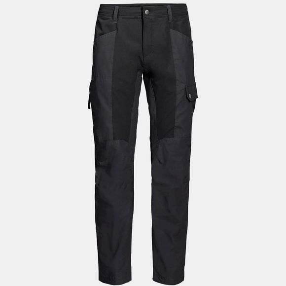 Jack Wolfskin Mens Dawson Flex Pants Phantom