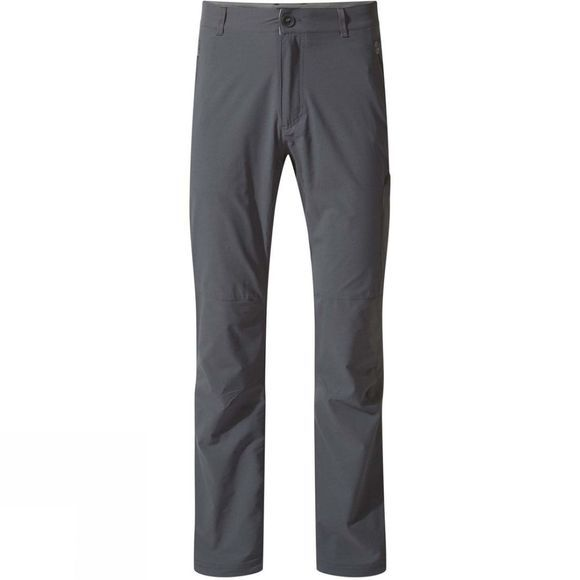 Craghoppers Mens NosiLife Pro II Trousers Elephant