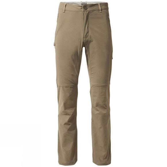 Craghoppers Mens NosiLife Pro II Trousers Pebble