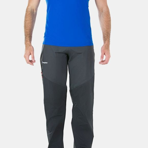 Berghaus Mens Changtse Pant Blue Graphite / Carbon / Black