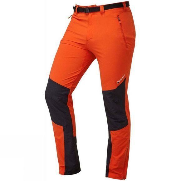 Montane Men's Alpine Stretch Pants Firefly Orange