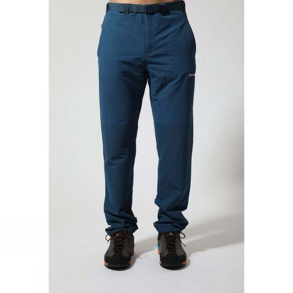 Montane Mens Tor Pants Narwhal Blue