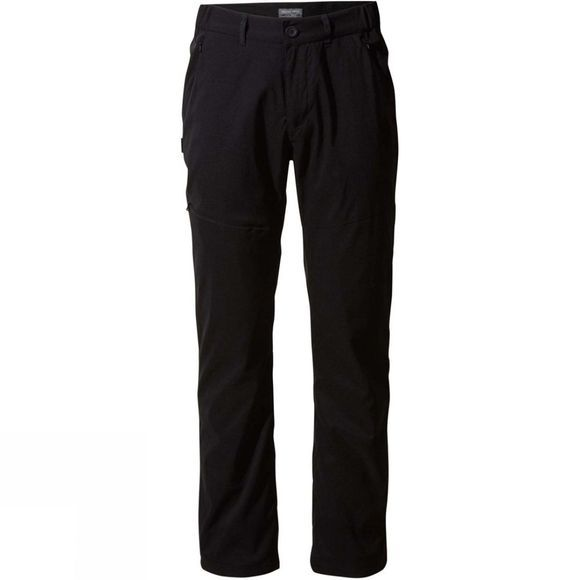 Craghoppers Kiwi Pro II Winter Lined Trouser Black
