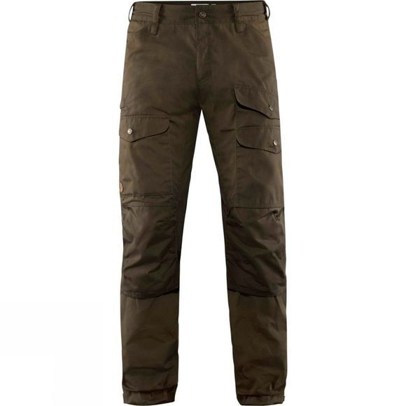Fjallraven Men's Vidda Pro Ventilated Trousers Dark Olive