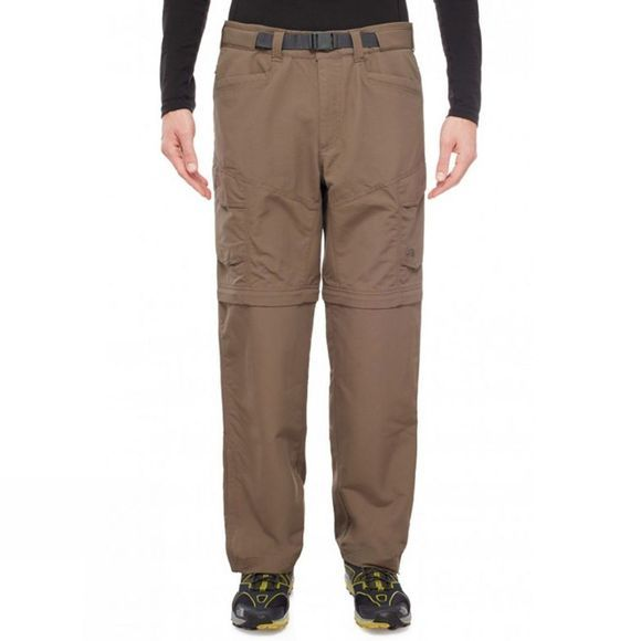 Mens Straight Paramount 3.0 Convertible Trousers
