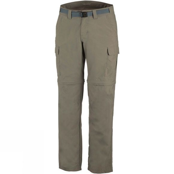 Columbia Mens Cascades Explorer Convertible Pants Sage