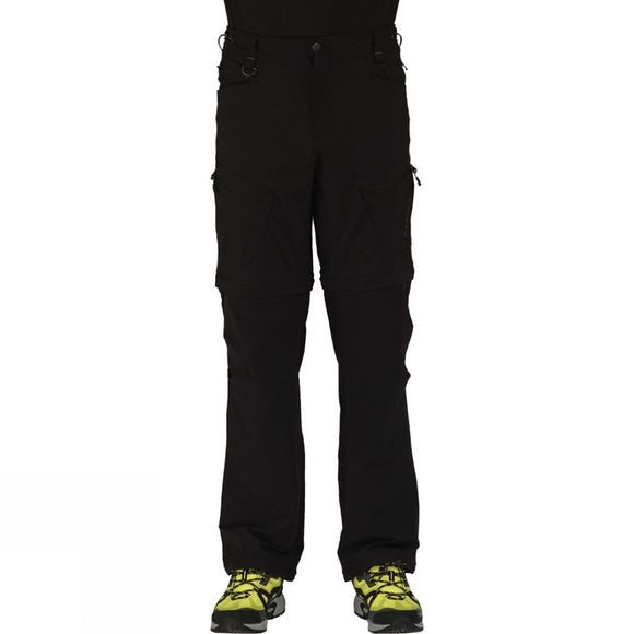 Mens Tuned In Zip Off Trouser