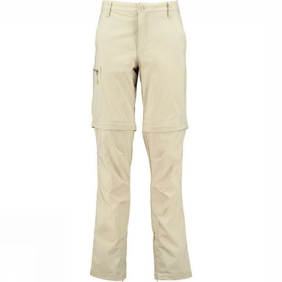 Ayacucho Mens Equator Stretch Anti Mosquito Zip-Off Trousers  Sand