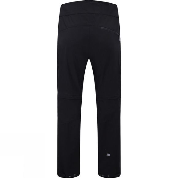 Mens Mannsberg Leisure Zip Off Trousers
