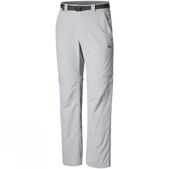 Columbia Mens Silver Ridge II Convertible Pants Columbia Grey