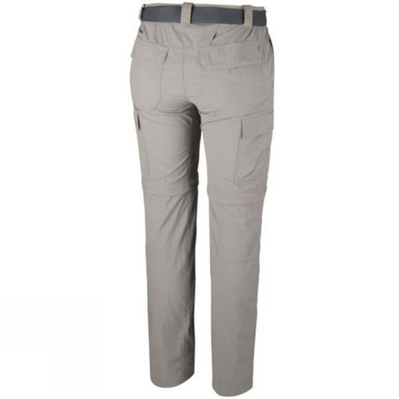 Columbia Mens Silver Ridge II Convertible Pants Tusk