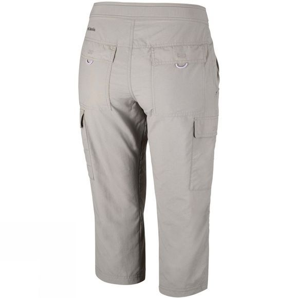 Columbia Mens Cascades Explorer Capri Trousers Tusk