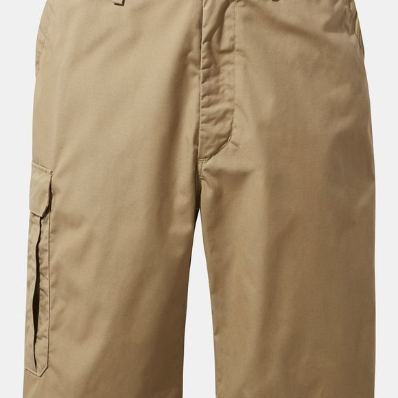 Craghoppers Mens Kiwi Long Shorts Raffia