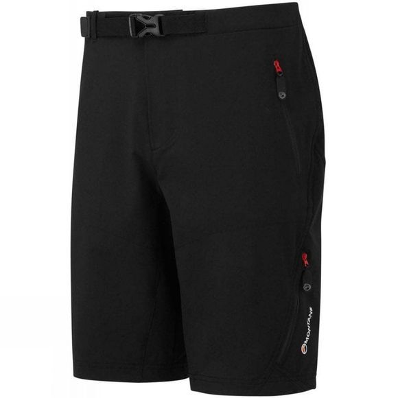 Montane Mens Terra Alpine Shorts Black