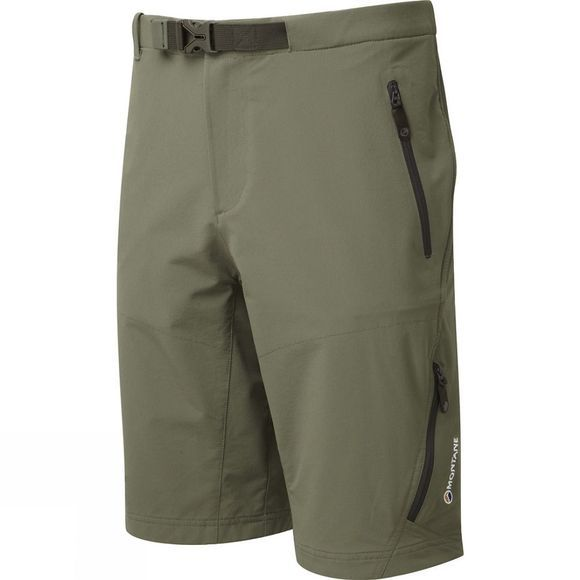 Montane Mens Terra Alpine Shorts Flint
