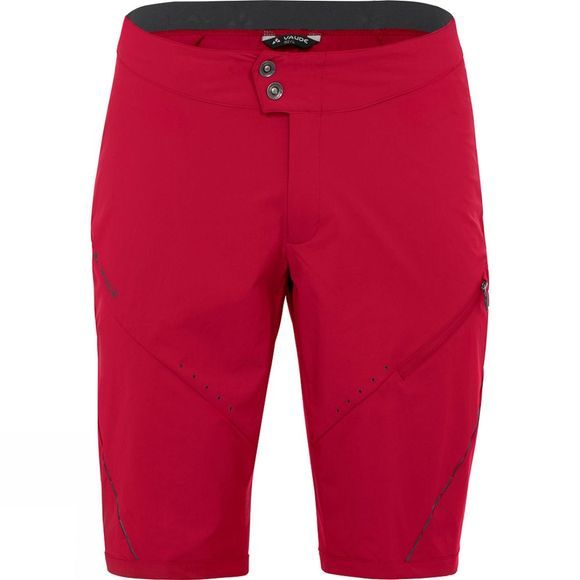 Vaude Mens Topa Shorts Indian Red