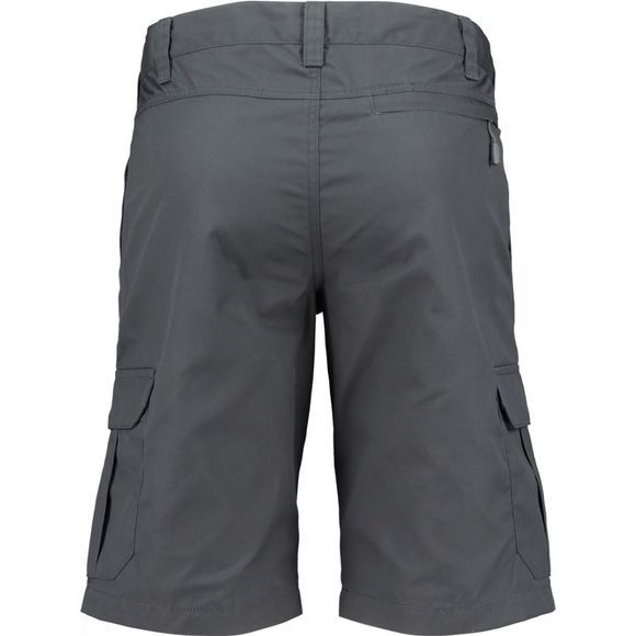 Ayacucho Mens Highland Wax Shorts Dark Grey