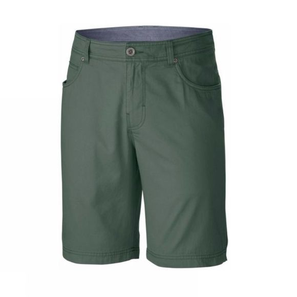 Columbia Mens Bridge To Bluff Shorts Cypress